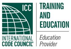 ICC Training and Education Provider Logo
