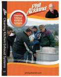 How A Kitchen Should Be Cleaned DVD by Phil Ackland