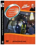 Phil Ackland's Inspecting Commercial Kitchen Systems DVD