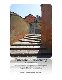 Forensic Interviews Cover