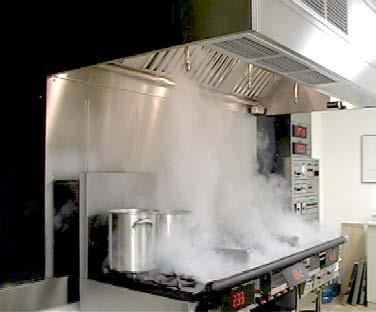 hood vapors